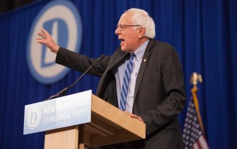 Bernie Sanders: the underdog in the political spotlight