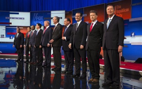 Why the GOP has so many candidates