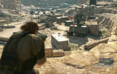 """""""Metal Gear Solid V: The Phantom Pain"""" Review"""