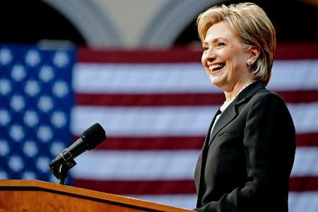 Hillary Clinton, teen heartthrob
