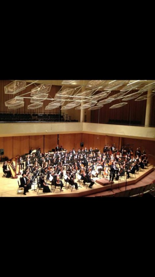 Orchestra+Performs+at+Northwestern+University