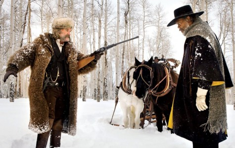 """The Hateful Eight"" is anything but lovable"
