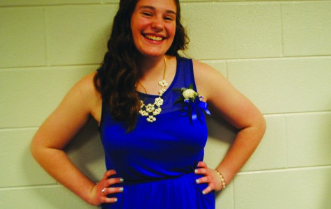 Kelly Starykowicz (12) has true NHS experience