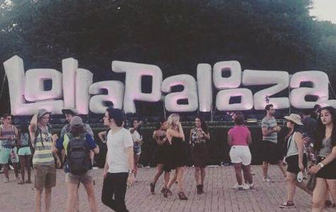 4 days of fun: Lollapalooza 2K16