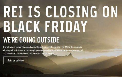 Black Friday boycott