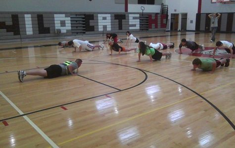 Gym classes may be counted on GPA