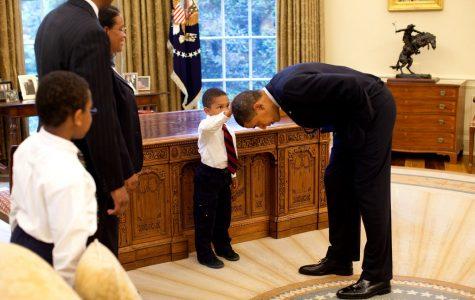 Our black president