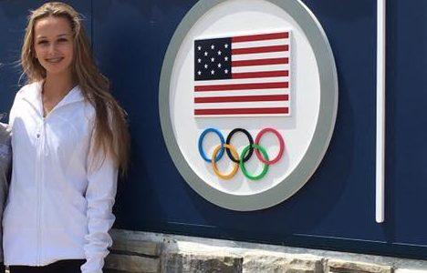 The gymnast among us Nicole Sladkov