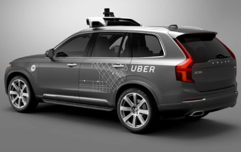 The transportation of the future: Uber's self driving cars