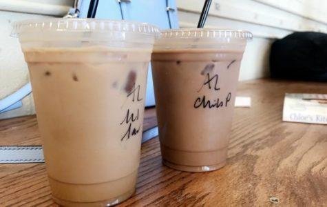 Students drink coffee for energy, taste