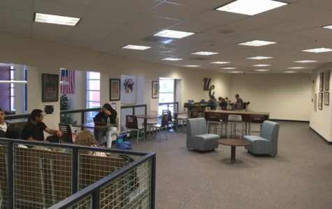 Introd(UC)ing a new resource area: Taking a look at the Upper Commons