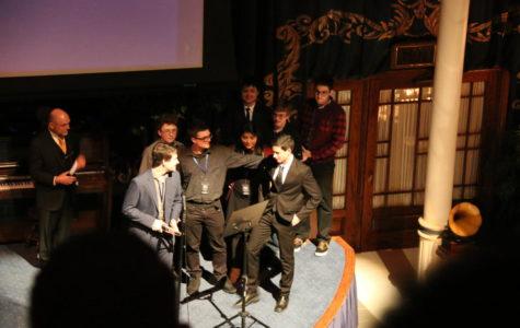 VH Media triumphs at silent film fest
