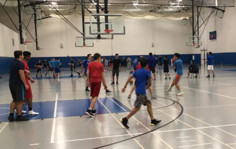 Intramurals provide less stress, more opportunity