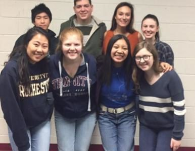 Students represent VHHS at All-State Music Festival