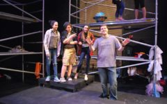 Turning a setback into a stage tech career