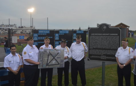Vernon Hills recognizes historical US Navy airfield