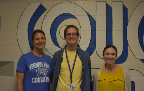 New teachers swing open those VHHS doors
