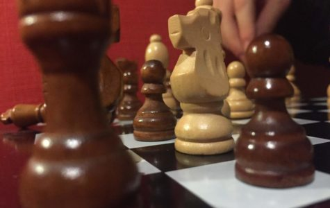 Rook no further: Chess takes the knight