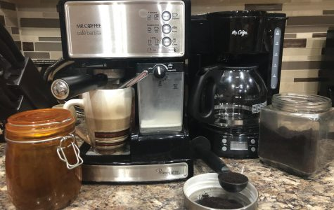 imagine of a coffee machine