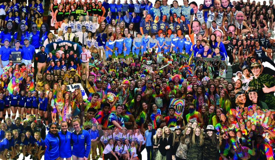 A+collage+of+multiple+senior+groups+and+teams+of+the+2020+senior+class