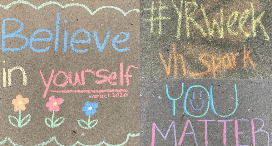 VHHS supports students' mental health throughout suicide prevention month