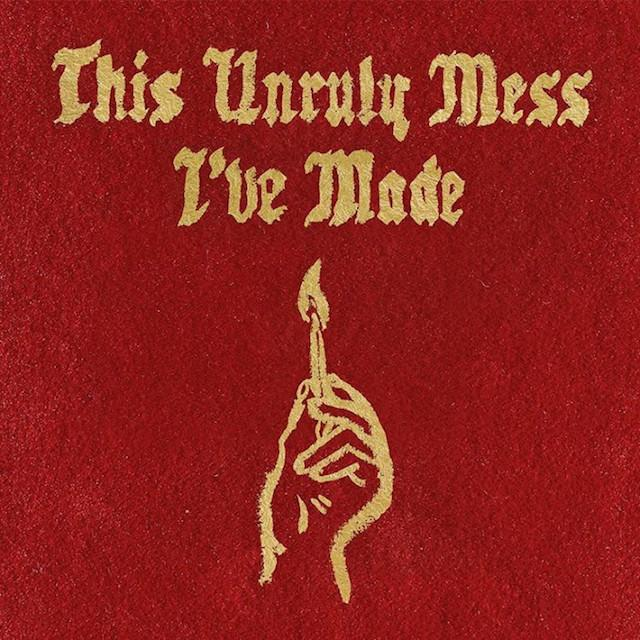 Macklemore and Ryan Lewis's most recent album cover.