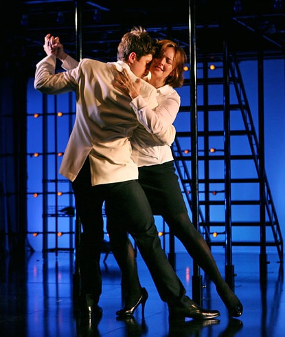 Scene from Next to Normal