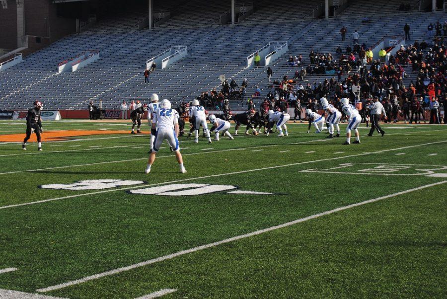 State game against Peoria.