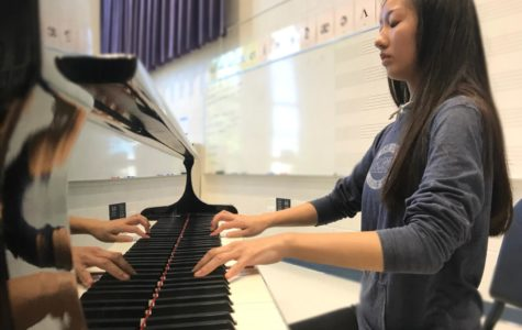 Fine arts students showcase their talents