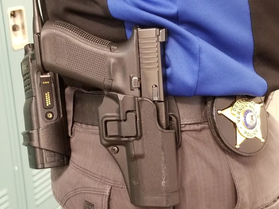 Opinion: Additional armed guards would be unnecessary at VHHS