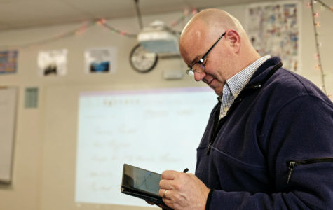 Mr. Pardun takes a unique approach to teaching