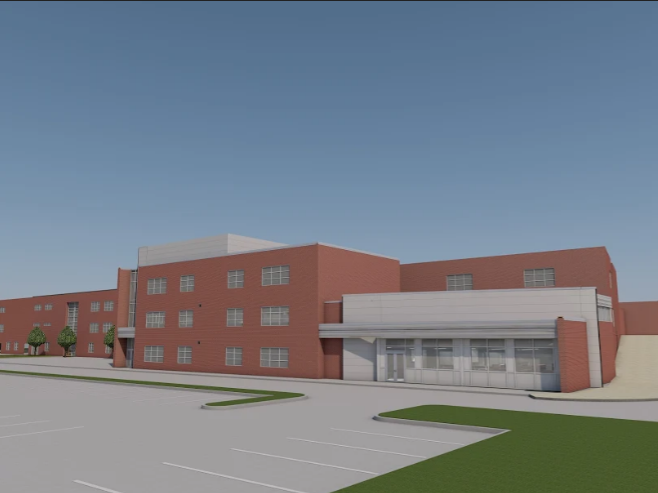 VHHS, D128 officials present future capital projects to public