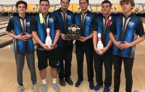Bowling team strikes back