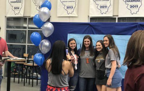 Seniors celebrate decision day 2019