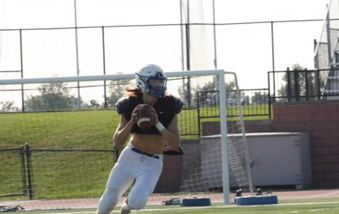 New quarterback, new team