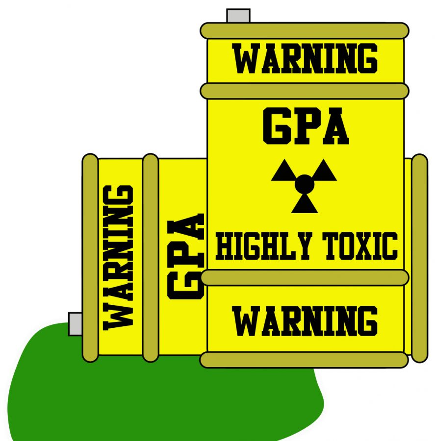 Toxic GPA: Obsession with grades infects minds of students