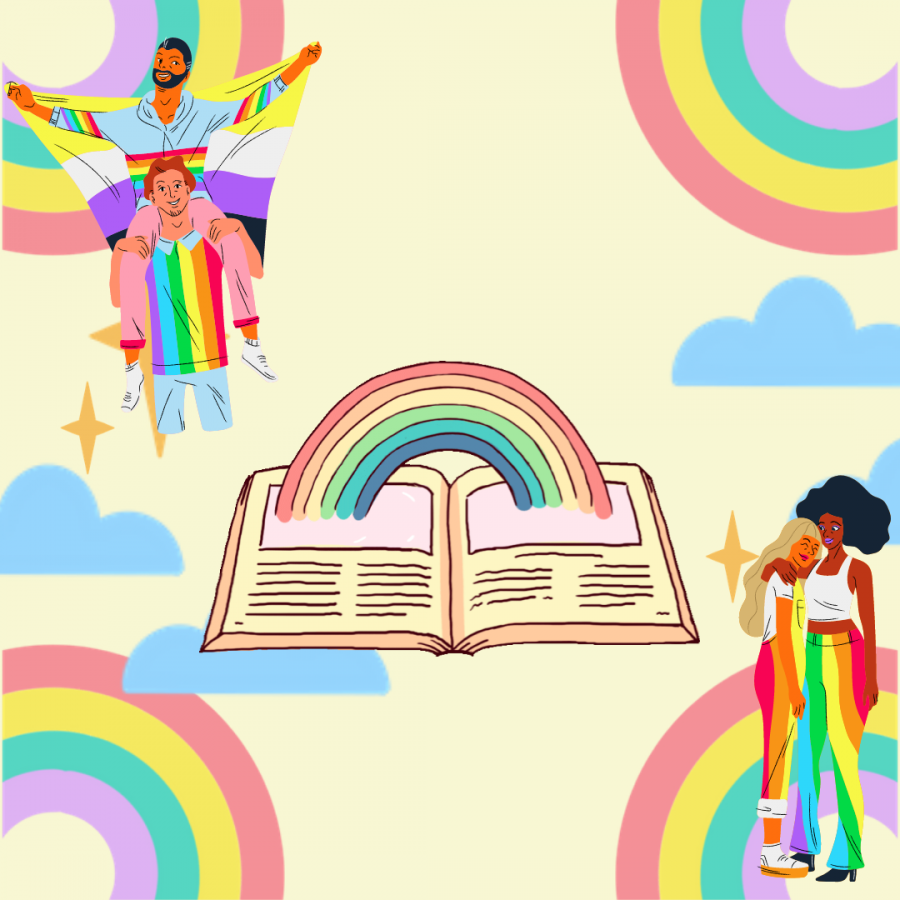 Students learn about LGBTQ+ community in social studies